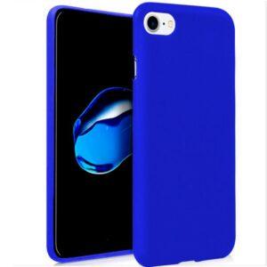 Funda Silicona IPhone 7 / 8 / SE (2020) (Azul)