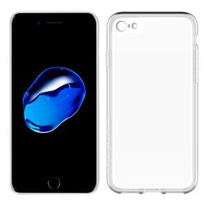 Funda Silicona IPhone 7 / 8 / SE (2020) (Transparente)
