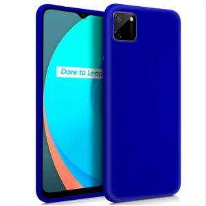 Funda Silicona Realme C11 Azul