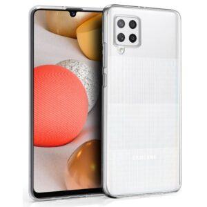 Funda Silicona Samsung A426 Galaxy A42 5G (Transparente)