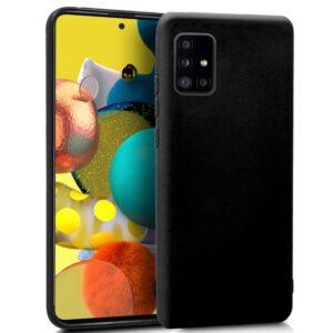Funda Silicona Samsung A516 Galaxy A51 5G (Negro)