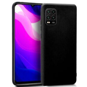 Funda Silicona Xiaomi Mi 10 Lite Negro