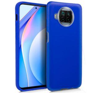 Funda Silicona Xiaomi Mi 10T Lite Azul