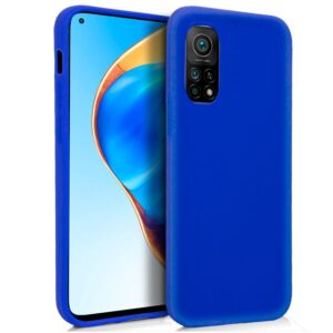Funda Silicona Xiaomi Mi 10T / Mi 10T Pro Azul