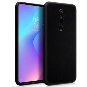 Funda Silicona Xiaomi Mi 9T / Mi 9T Pro Negro