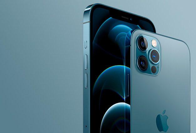 Oferta iPhone 12 Pro azul