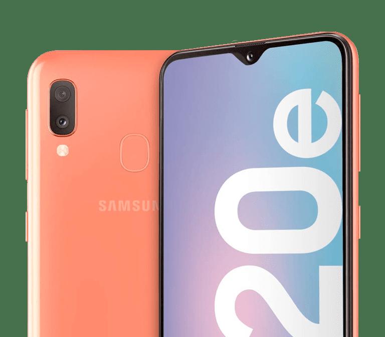 Ooferta Samsung Galaxy 20e Barato