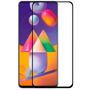 Protector Pantalla Cristal Templado Samsung M317 Galaxy M31s (FULL 3D Negro)