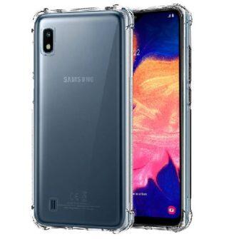Carcasa Samsung A105 Galaxy A10 AntiShock Transparente