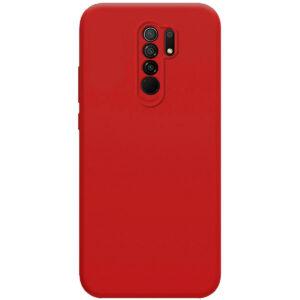 Carcasa Xiaomi Redmi 9 Cover Rojo