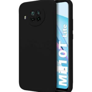 Funda Silicona Xiaomi Mi 10T Lite Negro