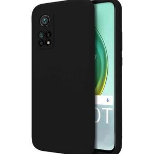 Funda Silicona Xiaomi Mi 10T / Mi 10T Pro Negro