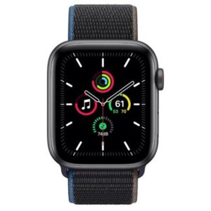 Apple Watch SE GPS + Cellular 44 mm aluminio Gris Esp/correa dep Loop Carbon