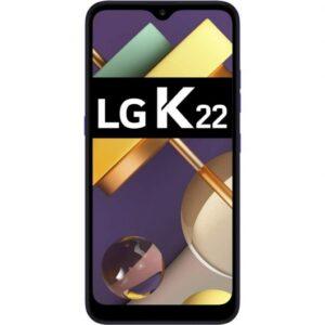LG K22 2/32GB Azul