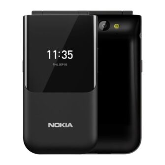 Nokia 2720 Flip Negro
