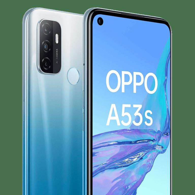 Comprar móvil Oppo A53s azul