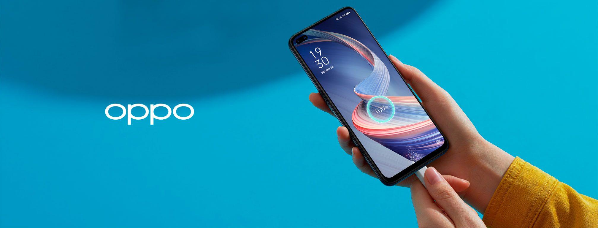 Descuento móvil Oppo Reno4 Z