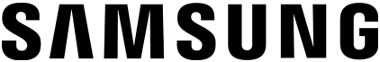 Logo Samsung Black