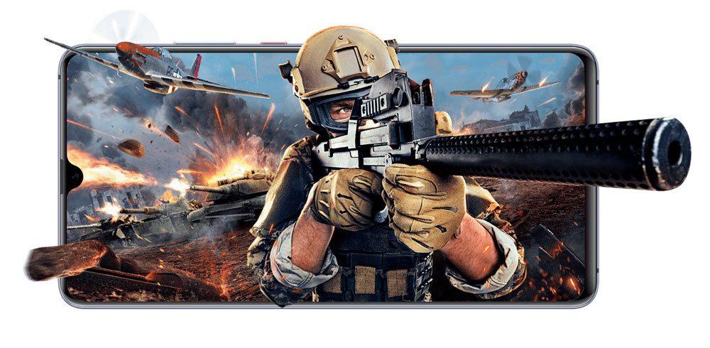 Oferta móvil Gaming Huawei Mate 20 X