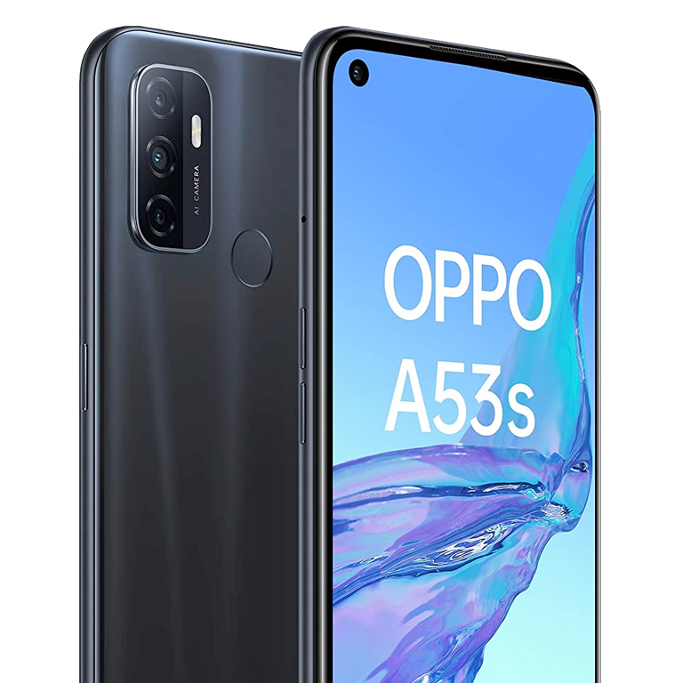 Oferta móvil Oppo A53s Negro Electric