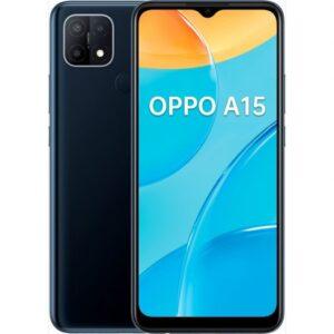 Oppo A15 3/32GB Negro