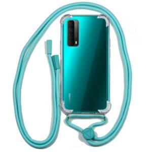 Carcasa Huawei P Smart 2021 Cordón Celeste