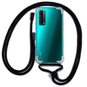 Carcasa Huawei P Smart 2021 Cordón Negro