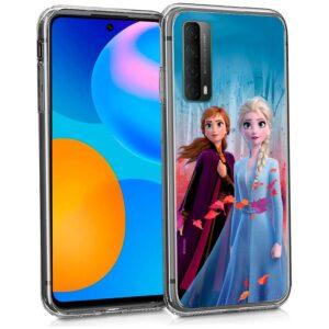 Carcasa Huawei P Smart 2021 Licencia Disney Frozen