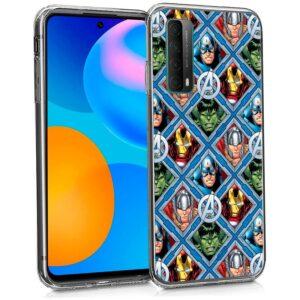 Carcasa Huawei P Smart 2021 Licencia Marvel Avengers
