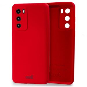 Carcasa Para Huawei P40 Cover Rojo