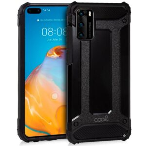 Carcasa Para Huawei P40 Hard Case Negro