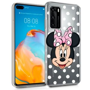 Carcasa Para Huawei P40 Licencia Disney Minnie