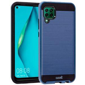 Carcasa Para Huawei P40 Lite Aluminio Azul
