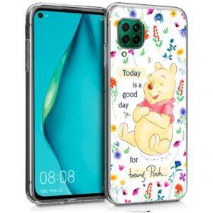 Carcasa Para Huawei P40 Lite Licencia Disney Winnie The Pooh