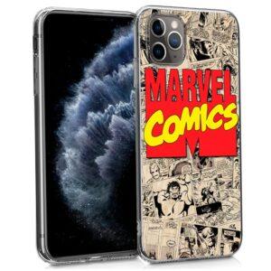 Carcasa Para IPhone 11 Pro Licencia Marvel Comics