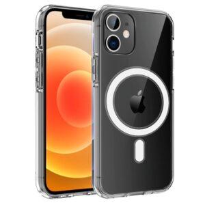 Carcasa iPhone 12 Mini Magnética Transparente