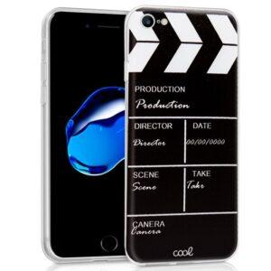 Carcasa para iPhone 7 / 8 / SE (2020) Dibujos Film