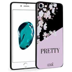 Carcasa para iPhone 7 / 8 / SE (2020) Dibujos Pretty