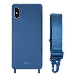 Carcasa IPhone X / IPhone XS Cinta Azul