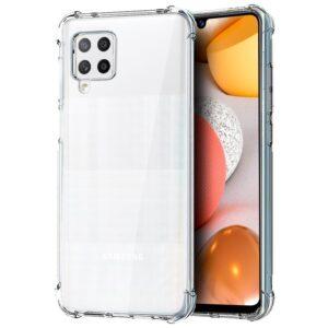 Carcasa Samsung A426 Galaxy A42 5G AntiShock Transparente