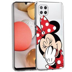Carcasa Samsung A426 Galaxy A42 5G Licencia Disney Minnie