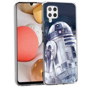 Carcasa Samsung A426 Galaxy A42 5G Licencia Star Wars R2D2