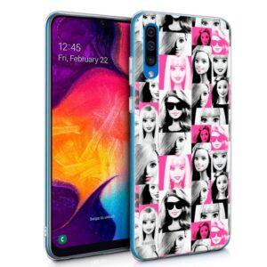 Carcasa Samsung A505 Galaxy A50 / A30s Licencia Barbie