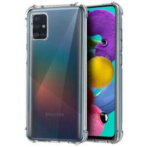 Carcasa Samsung A515 Galaxy A51 AntiShock Transparente
