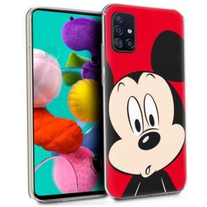 Carcasa Samsung A515 Galaxy A51 Licencia Disney Mickey