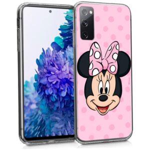 Carcasa Samsung G780 Galaxy S20 FE Licencia Disney Minnie