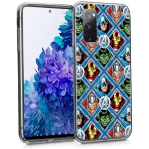 Carcasa Samsung G780 Galaxy S20 FE Licencia Marvel Avengers