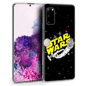 Carcasa Samsung G980 Galaxy S20 Licencia Star Wars