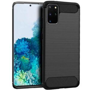 Carcasa Samsung G985 Galaxy S20 Plus Carbón Negro