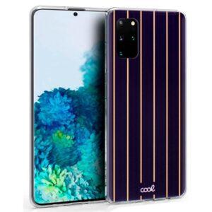 Carcasa Samsung G985 Galaxy S20 Plus Dibujos Lines
